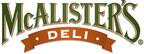 Mcalister's Deli Celebrates 400th Restaurant With Free Club Sandwiches