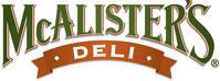 McAlister's Deli (PRNewsFoto/McAlister's Deli)