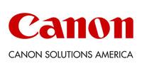 Canon Solutions America logo (PRNewsFoto/Canon Solutions America, Inc.)