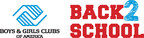 Retailers Launch Additional Promotions with Boys & Girls Clubs of America to Support Kids and Teens Heading Back2School