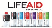 "LifeAID Beverage Co. is the leading manufacturer of premium, healthy and convenient nutritional products for different active lifestyles. LifeAID's line of ""better-for-you"" beverages include FitAID, FocusAID, PartyAID, TravelAID, GolferAID, and the FitAID Fuel Pouch."