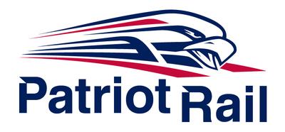 Patriot Rail Company LLC logo  www.patriotrail.com (PRNewsFoto/Patriot Rail Company LLC)