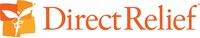 Direct Relief logo (PRNewsFoto/Direct Relief)