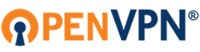 Logo of OpenVPN, now available through the Amazon Web Services (AWS) marketplace. (PRNewsFoto/OpenVPN Technologies Inc.)