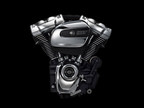 Harley-Davidson's new Milwaukee-Eight engine, the ninth Big Twin in the company's history, delivers more power and an improved riding experience while retaining the iconic look, sound and feel of its predecessors.
