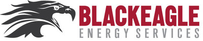Blackeagle Logo (PRNewsFoto/Blackeagle Energy Services)