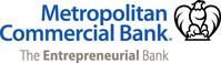 (PRNewsFoto/Metropolitan Commercial Bank)
