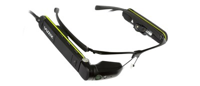 Vuzix M300 Smart Glasses (PRNewsFoto/Vuzix Corporation)