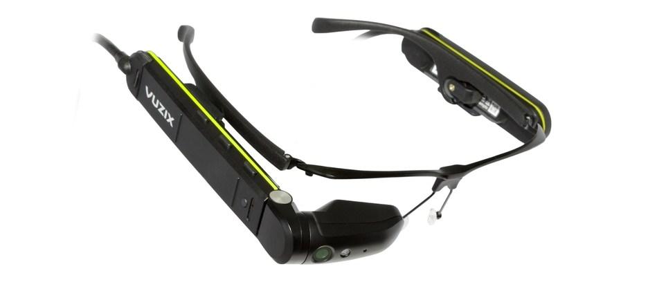 Vuzix M300 Smart Glasses (PRNewsFoto/Vuzix Corporation)