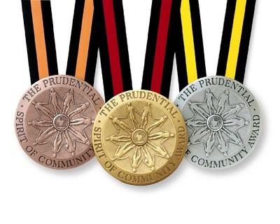 The Prudential Spirit of Community Awards logo