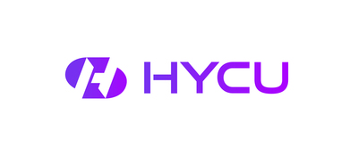 HYCU, Inc. Corporate Logo (PRNewsfoto/HYCU)