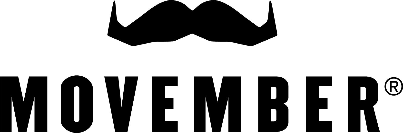 The Movember Foundation Logo (PRNewsfoto/The Movember Foundation)