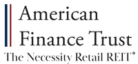 American Finance Trust, Inc. logo (PRNewsFoto/American Finance Trust, Inc.)