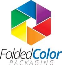 FoldedColor Packaging Logo