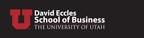 Eccles School Full-Time MBA program jumps 22 spots in rankings