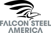 Falcon Steel America Logo (PRNewsFoto/Falcon Steel America, LLC)
