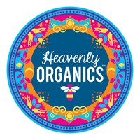 Heavenly Organics Logo (PRNewsFoto/Heavenly Organics)