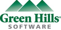 Green Hills Software logo (PRNewsFoto/Green Hills Software)