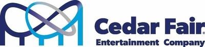 Cedar Fair logo (PRNewsFoto/Cedar Fair)