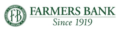 Farmers Bank Logo (PRNewsfoto/Farmers Bankshares, Inc.)