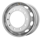 "The Gen34 22.5"" x 9.0"" steel wheel is Maxion Wheels' newest commercial vehicle steel wheel weighing in at 34 kilograms (kg), a reduction of two kilograms from its previous model."