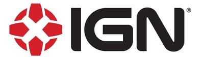 IGN Corporate Logo (PRNewsfoto/IGN Entertainment, Inc.)