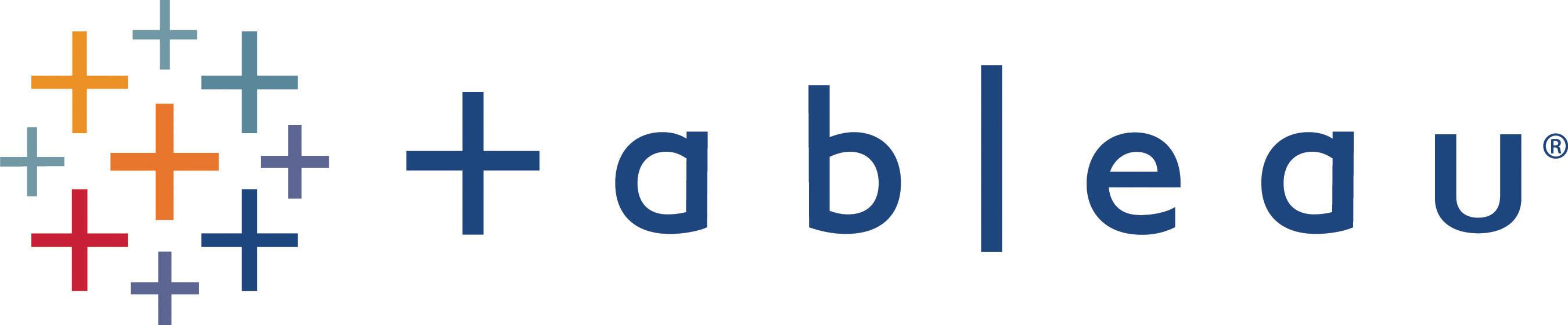 Tableau Software logo www.tableausoftware.com. (PRNewsFoto/Tableau Software) (PRNewsfoto/Tableau Software)