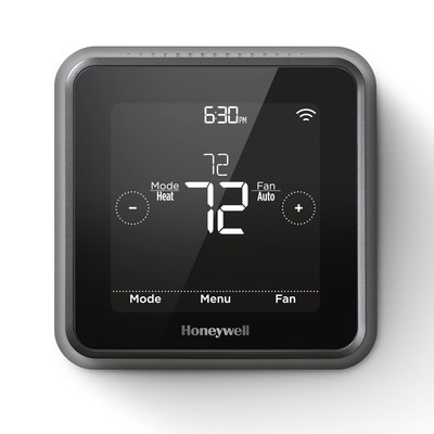 The Honeywell Lyric T5 Wi-Fi Thermostat