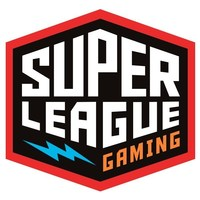 Super League Gaming logo (PRNewsFoto/Super League Gaming)