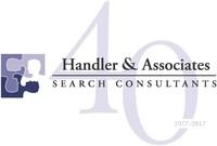 Handler & Associates 40th Anniversary Logo (PRNewsFoto/Handler & Associates)