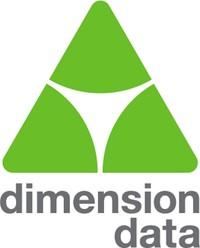 Dimension Data logo. (PRNewsfoto/Dimension Data)