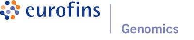 eurofins   Genomics logo (PRNewsFoto/Eurofins MWG Operon LLC.)