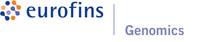 eurofins | Genomics logo (PRNewsFoto/Eurofins MWG Operon LLC.)