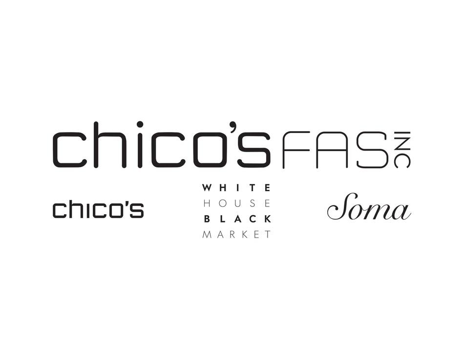 Chico's FAS, Inc. (PRNewsFoto/Chico's FAS, Inc.)