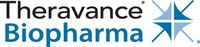 Theravance Biopharma Logo (PRNewsFoto/Theravance Biopharma)