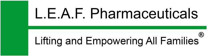L.E.A.F. Pharmaceuticals (PRNewsfoto/L.E.A.F. Pharmaceuticals LLC)