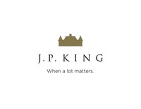 J. P. King Auction Company is the nation's oldest real estate auction marketing firm, specializing in luxury properties in all 50 states. (PRNewsFoto/J. P. King Auction Company)