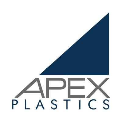 Apex Plastics, ISO 9001:2015 Certified (PRNewsfoto/Apex Plastics)