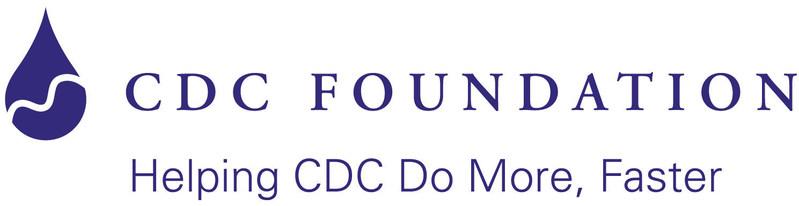 CDC Foundation Logo (PRNewsFoto/CDC Foundation)
