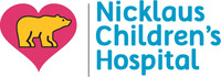 Nicklaus Children's Hospital logo (PRNewsFoto/Nicklaus Children's Hospital)
