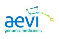 (PRNewsFoto/Aevi Genomics Medicine, Inc.) (PRNewsFoto/Aevi Genomics Medicine, Inc.)
