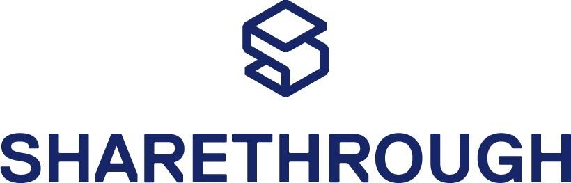Sharethrough logo (PRNewsFoto/Sharethrough)