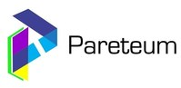 Pareteum Corporation Logo. (PRNewsFoto/Pareteum Corporation)