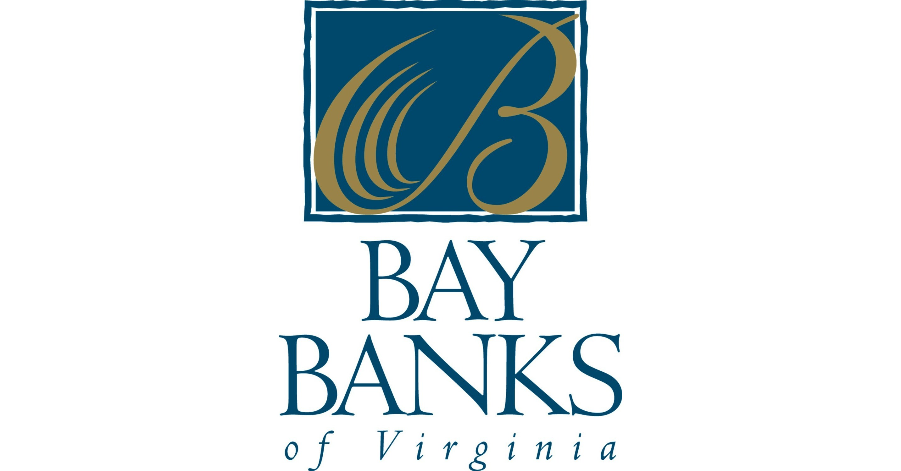 Bay Banks of Virginia, Inc. Reports Second Quarter and First Half 2018 Results