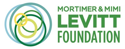 Mortimer & Mimi Levitt Foundation logo (PRNewsfoto/Mortimer & Mimi Levitt Foundati)