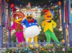 Disneyland Resort Celebra las Fiestas con Nueva Diversión y Entretenimiento, incluyendo Festival of Holidays, el espectáculo nocturno 'World of Color--Season of Light' y el debut de la Princesa Elena de Avalor