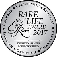 2017 Eagle Rare Life Awards to Distribute $80,000 to Charities (PRNewsFoto/Eagle Rare Bourbon)