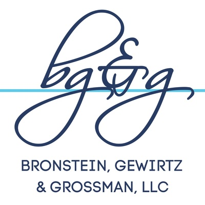 https://mma.prnewswire.com/media/439152/Bronstein_Gewirtz_and_Grossman_LLC_Logo.jpg?p=caption