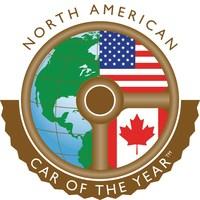 North American Car of the Year logo (PRNewsFoto/North American Car of the Year)