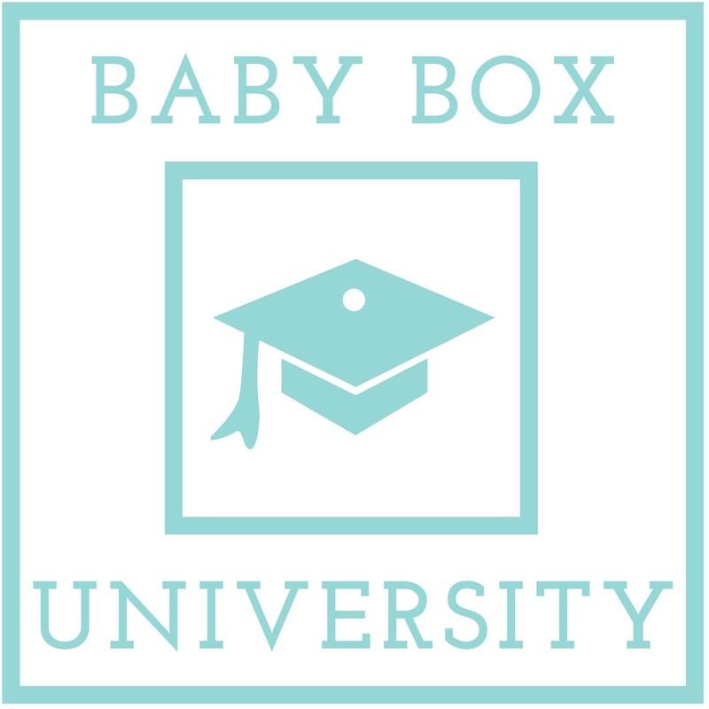 Baby Box University Logo. (PRNewsFoto/The Baby Box Co.)